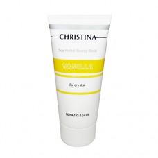 Маска красоты на основе морских трав для сухой кожи «Ваниль» / Christina Vanilla Mask (For Dry Skin) 60 мл, 250 мл