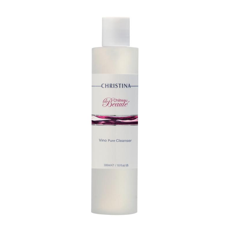 Очищающий гель на основе экстрактов винограда / Christina Château de Beauté Vino Pure Cleanser 300 мл