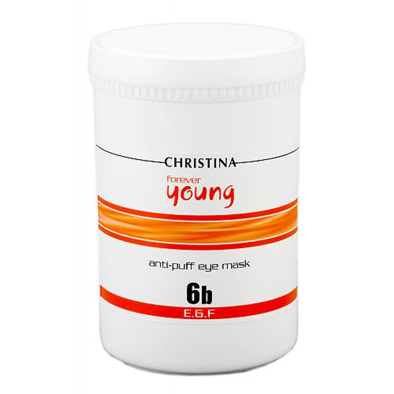 Водорослевая маска для контура глаз / Christina Forever Young Anti Puff Eye Mask 500 мл  (Optional)
