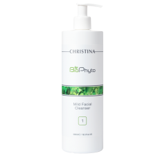 Мягкий очищающий гель / BioPhyto Mild Facial Cleanser 500 мл (шаг 1)