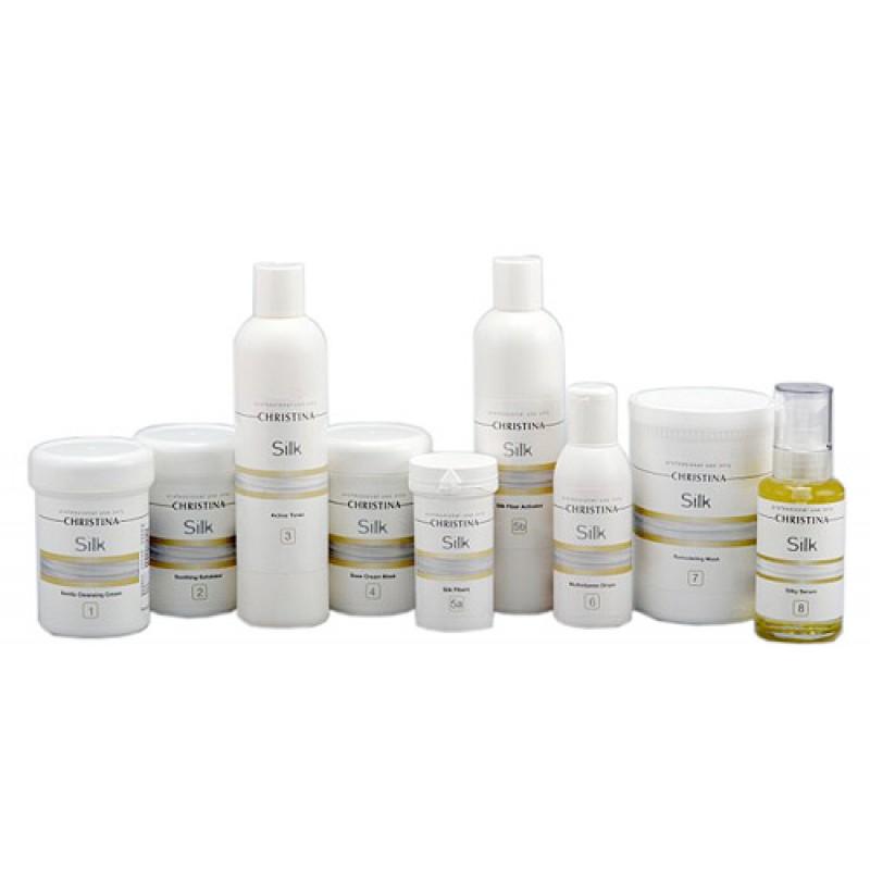 Профессиональный набор Силк / Christina Silk Professional Kit (9 штук )