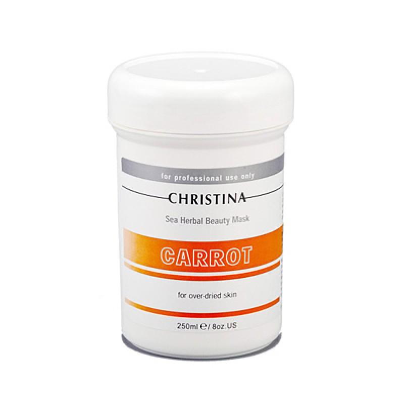 Маска красоты на основе морских трав для пересушенной кожи «Морковь» / Christina Carrot Mask (For Over Dried Skin) 250 мл