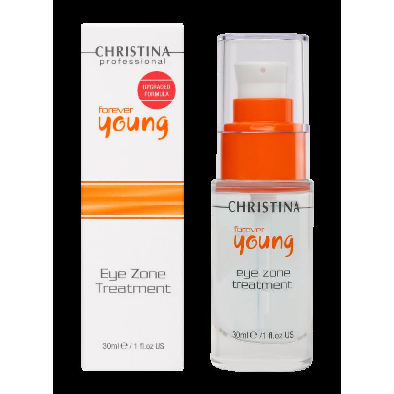 Гель для кожи вокруг глаз / Christina Forever Young Eye Zone Treatment Cream 30 мл
