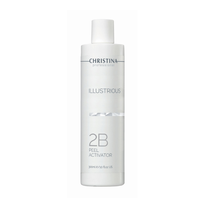 Активатор для пилинга 300мл ( Шаг 2B ) / Christina Illustious Peel Activator 300 ml ( Step 2B )