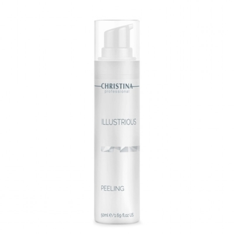 Пилинг 50 мл. / Christina Illustious Peeling 50 ml.
