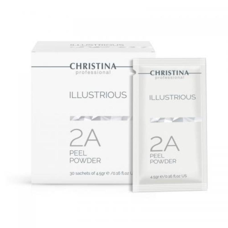 Пилинг-порошок 30 саше по 4,5г ( Шаг 2А ) / Christina Illustrious Peel Powder 30*4.5 gr ( Step 2A )