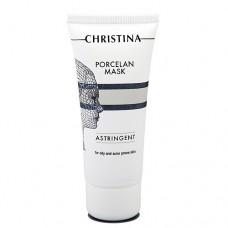 Поросуживающая фарфоровая маска  «Порцелан» / Christina Porcelan Astringent Mask 60 мл, 250 мл