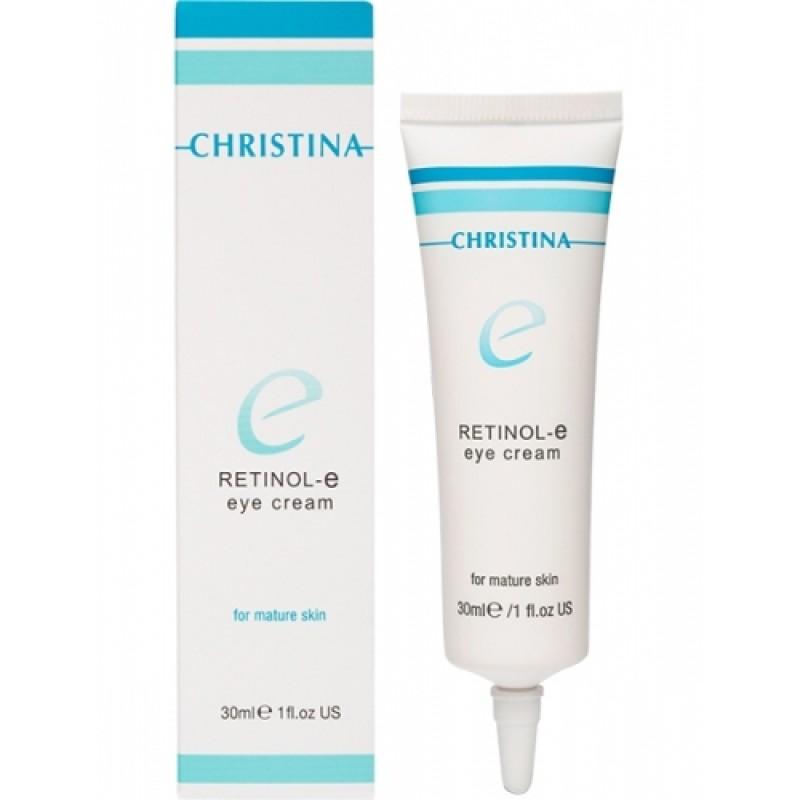 Крем для зоны вокруг глаз с ретинолом / Christina Retinol E Eye Cream 30 мл