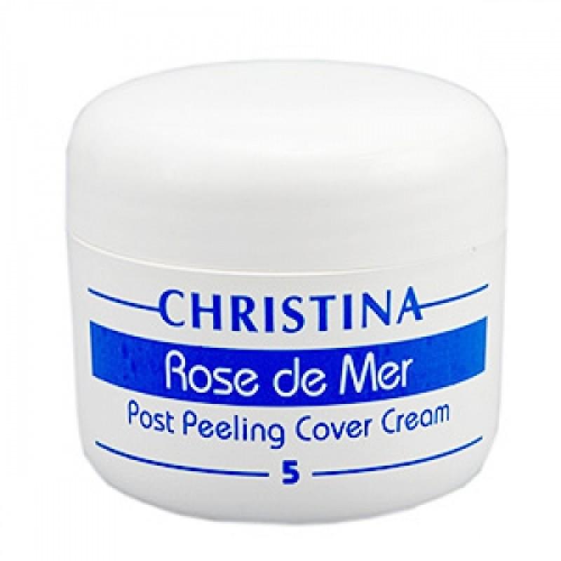 Постпилинговый защитный крем / Christina Rose De Mer Post Peeling Cover Cream 20 мл (шаг 5)