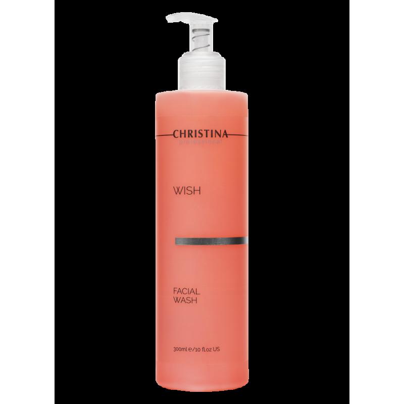 Гель для умывания / Christina Wish Facial Wash 200 мл