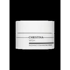 Крем для улучшения цвета лица / Christina Wish Radiance Enhancing Cream 50 мл