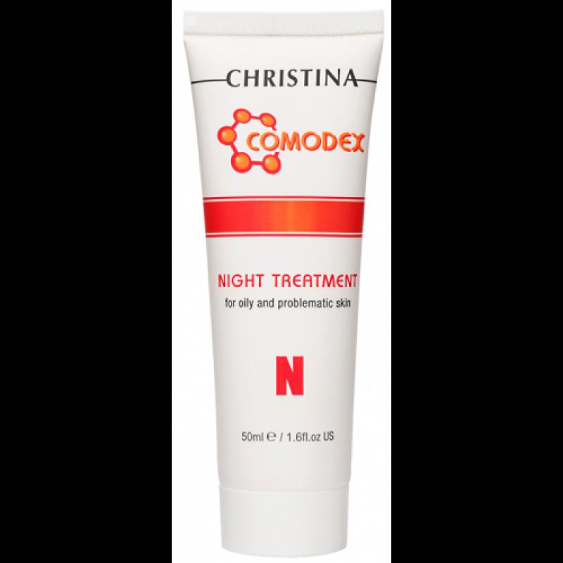 Сыворотка ночная / Christina Comodex N – Night Treatment 50 мл