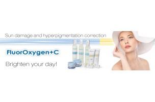 FluorOxygen C  - линия для осветления и омоложения кожи