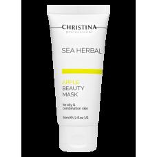 Маска красоты на основе морских трав для жирной и комбинированной кожи «Яблоко» / Christina Apple Mask (For Oily And Combination Skin) 60 мл, 250 мл