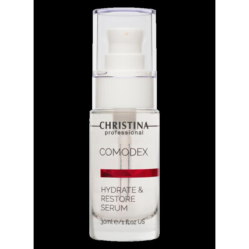 Увлажняющая восстанавливающая сыворотка / Comodex Hydrate & Restore Serum 30ml