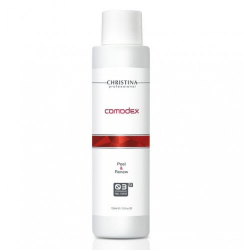 Обновляющий усиленный кислотный пилинг / Comodex Peel & Renew Peel Forte 150ml (Step 3B)