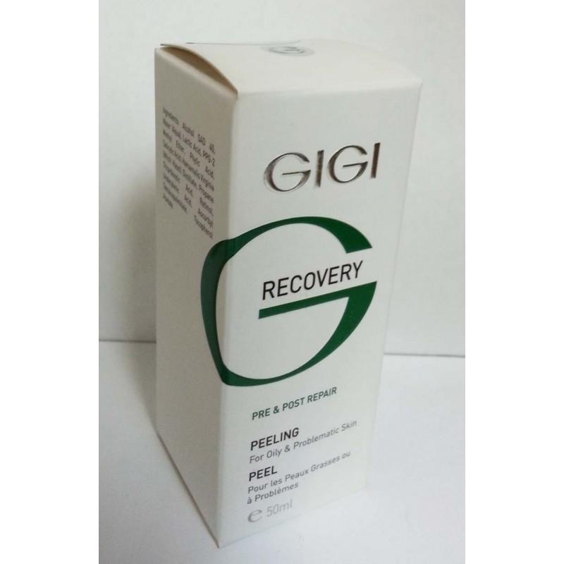 Пилинг для жирной и проблемной кожи / GiGi Recovery Peeling For Oily Skin 50 мл