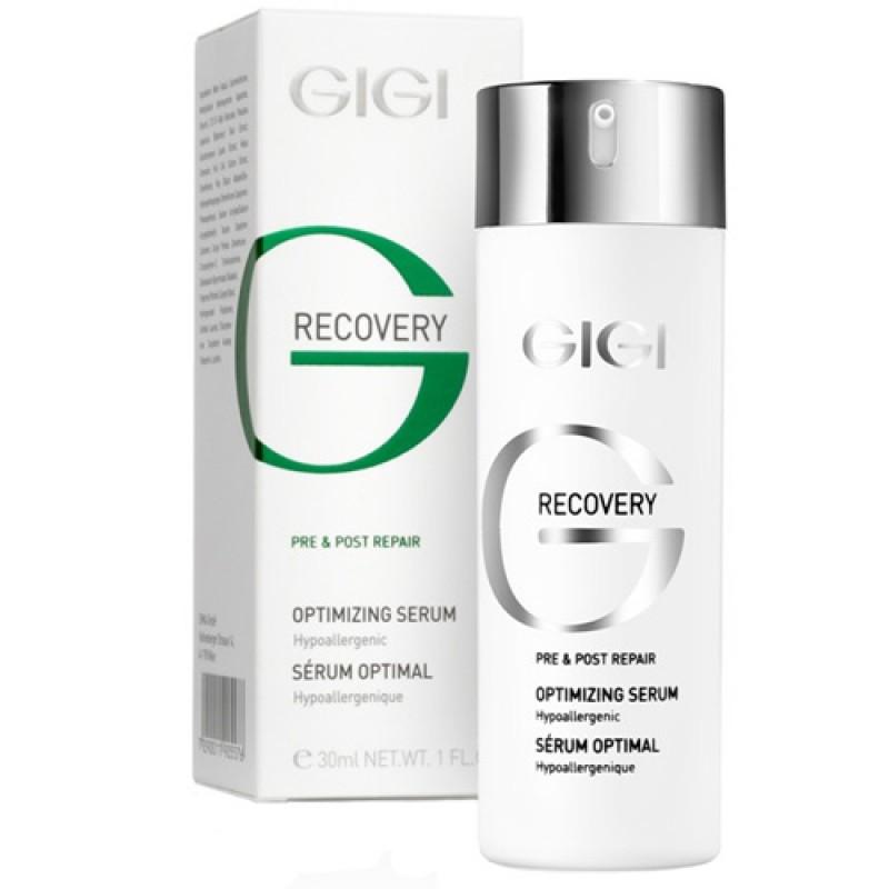 Оптимальная сыворотка / GiGi Recovery Optimizing Serum 30 мл, 120 мл