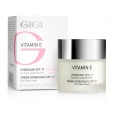 Увлажняющий крем для комбинированной и жирной кожи SPF 17 / Hydratant SPF 17 For Oily Skin 50 мл, 250 мл