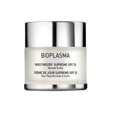 Крем увлажняющий для нормальной и сухой кожи с SPF 20 / GiGi Bioplasma Moisturizer Supreme SPF 20 (For Normal To Dry Skin) 200ml