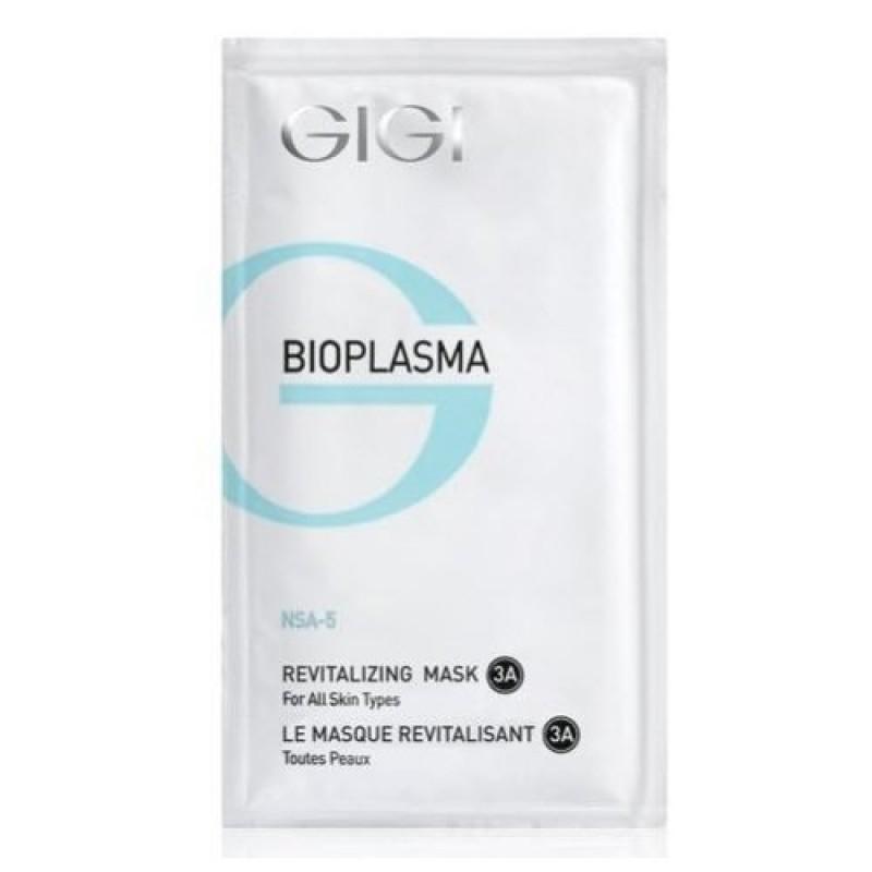 Омолаживающая маска 3A 20мл x 5 / GiGi Bioplasma Revitalizing Mask 20ml