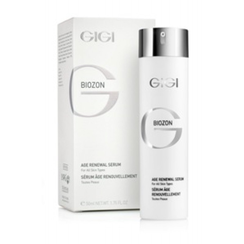 "Сыворотка ""Биозон"" / GiGi Biozon AGE Renewal Serum 30ml"