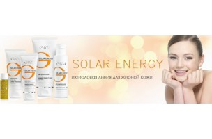 Solar Energy - ихтиоловая серия для жирной пористой и проблемной кожи