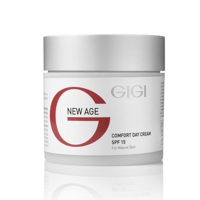 Крем-комфорт дневной SPF15 / GiGi New Age Comfort Day Cream SPF 15 250ml
