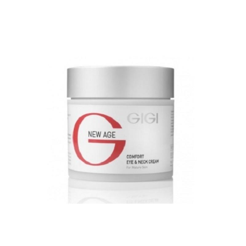 Крем-комфорт для век и шеи / GiGi New Age Comfort Eye & Neck Cream 250ml