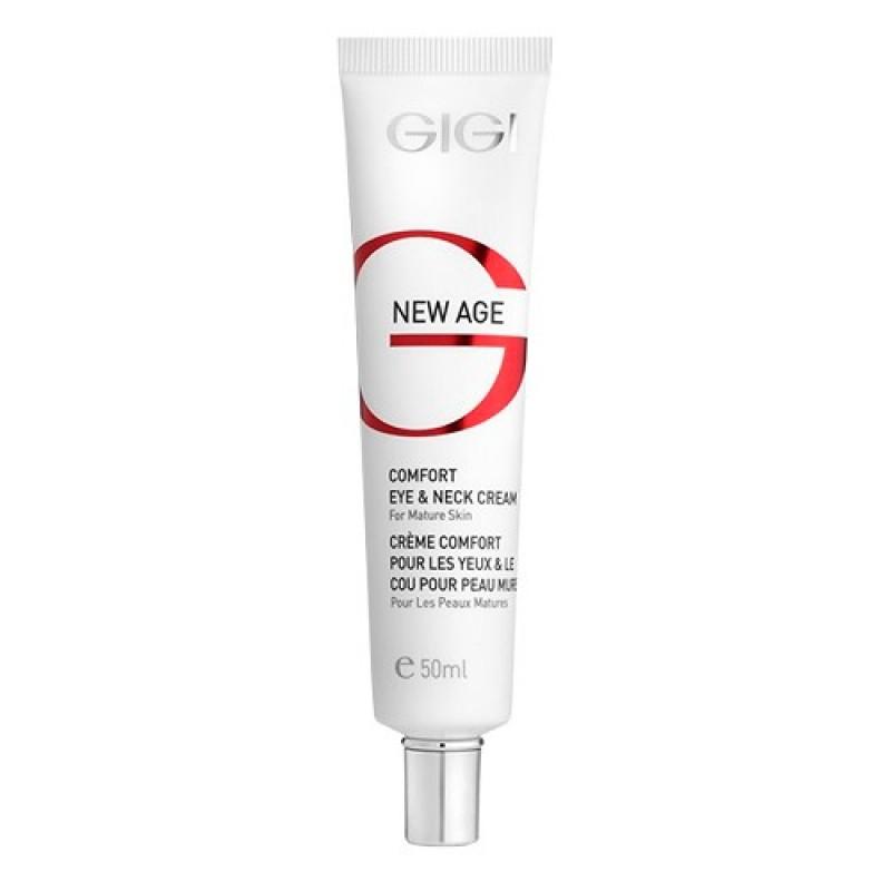 Крем-комфорт для век и шеи / GiGi New Age Comfort Eye & Neck Cream 50ml