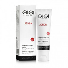 Маска Акнон для глубокого очищения пор 50 мл. / GIGI ACNON - Pore purifying mask 50 ml.
