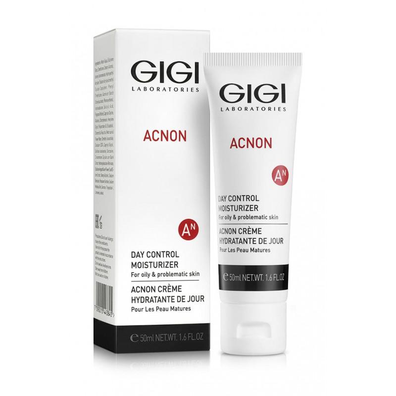 Крем дневной акнеконтроль Акнон 50 мл. / GiGi Acnon Day Control Moisturizer Light Moisture 50 ml