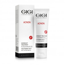Крем ночной 50 мл. / GIGI ACNON Overnight treatment 50 ml