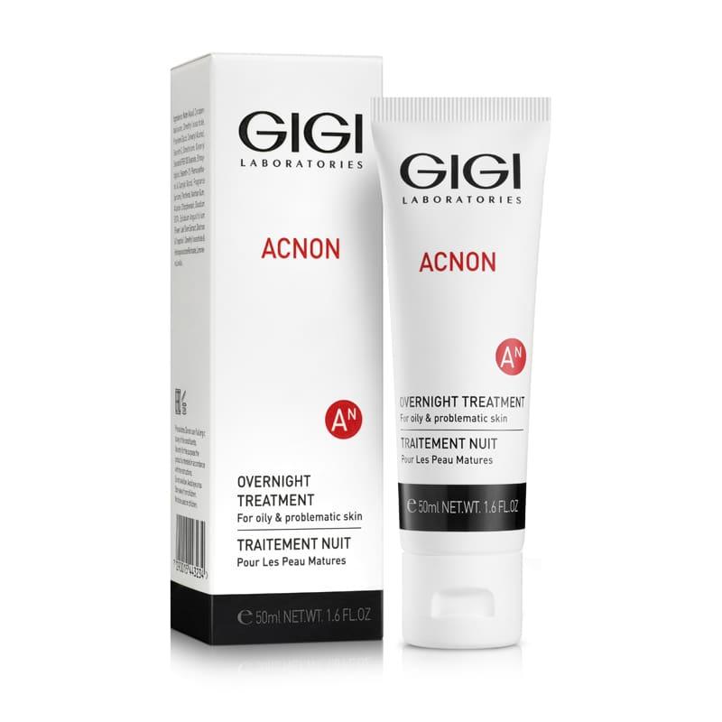 Крем ночной 50 мл. / GIGI ACNON Overnight treatment 50 ml