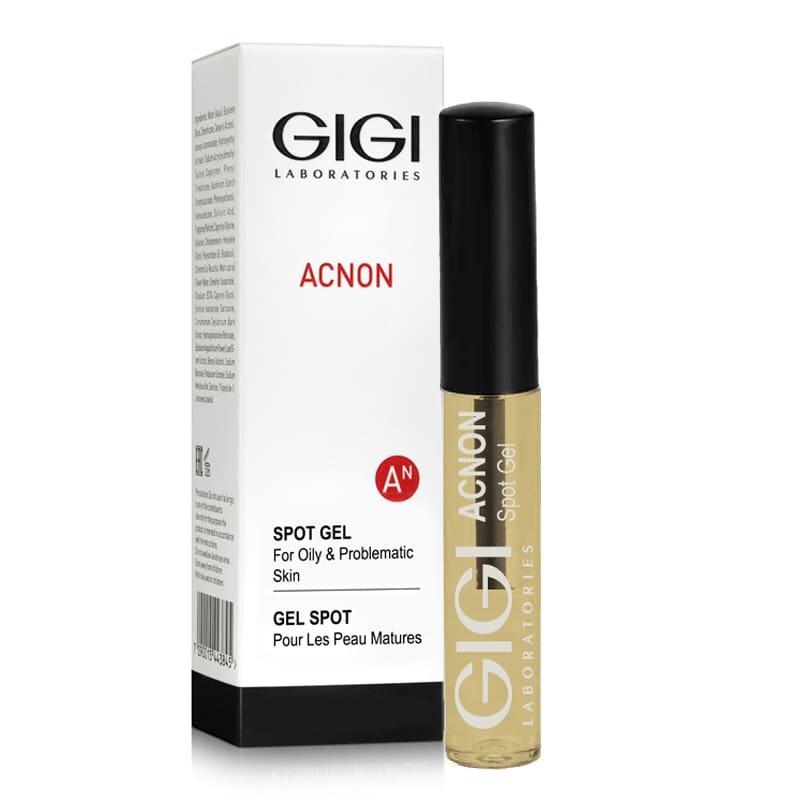 Антисептический заживляющий гель 5 мл / GiGi Acnon Spot Gel