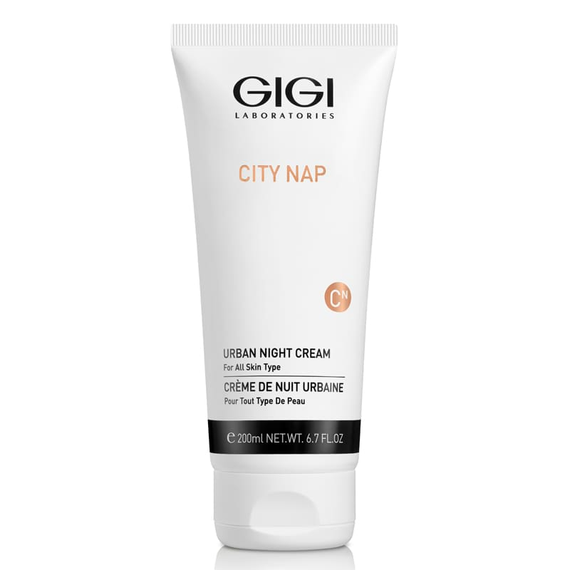 Ночной крем 200 мл / GiGi City Nap Urban Night Cream 200 ml