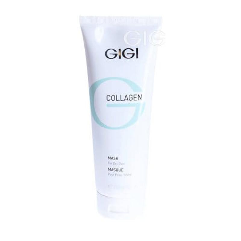Увлажняющий крем / GiGi Collagen Elastin Moisturizer Cream For Dry Skin 250ml