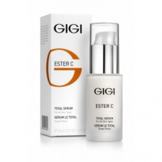 Увлажняющая сыворотка / GiGi Ester C Total Serum Vitamin C Serum 30ml, 120ml