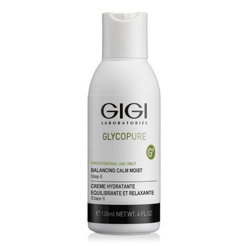 Балансирующий успокаивающий гель / GiGi Glycopure Balancing Calm Moist 120ml