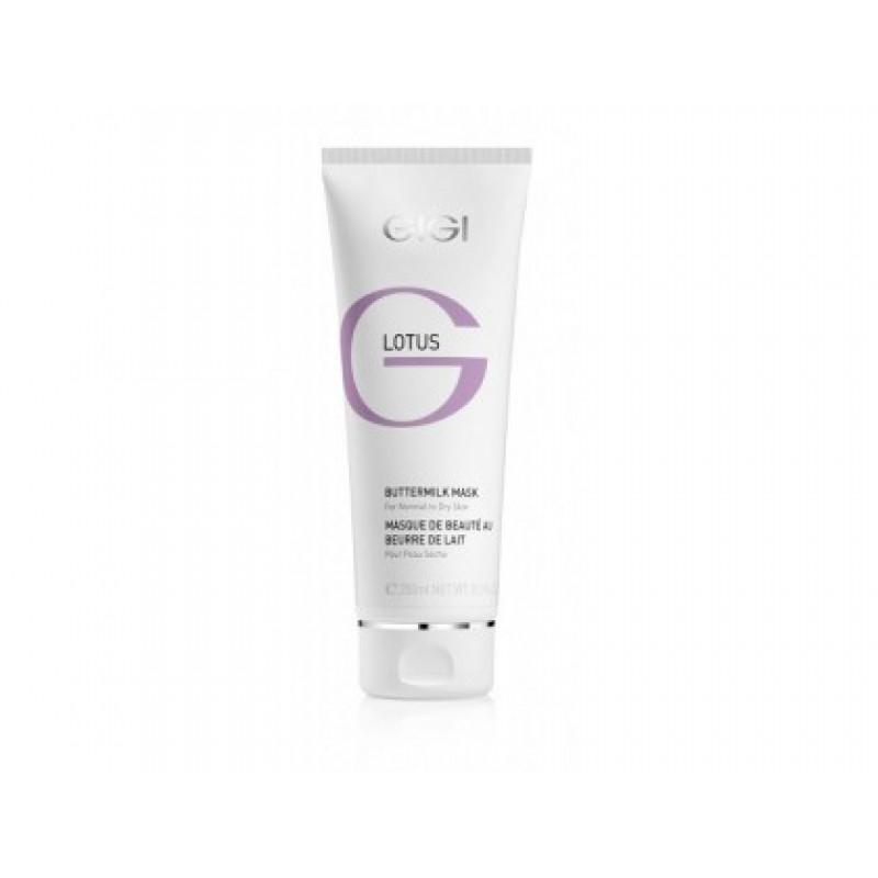 Маска молочная 250 мл. / GIGI Lotus Buttermilk Mask for Normal to Dry Skin 250ml
