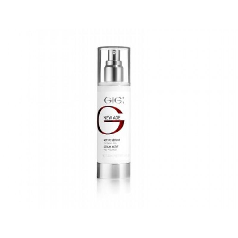 Активная сыворотка 30 мл. / GIGI New Age Active Serum for Mature Skin 30ml