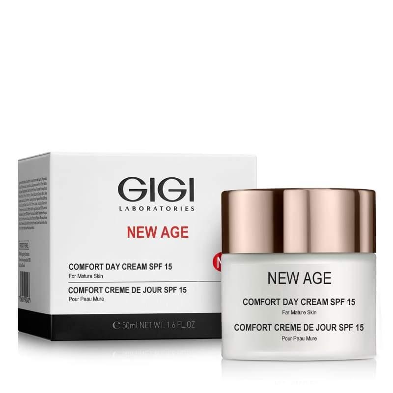 Крем-комфорт дневной SPF15 / GiGi New Age Comfort Day Cream SPF 15 50ml