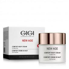 Крем-комфорт ночной / GiGi New Age Comfort Night Cream 50ml