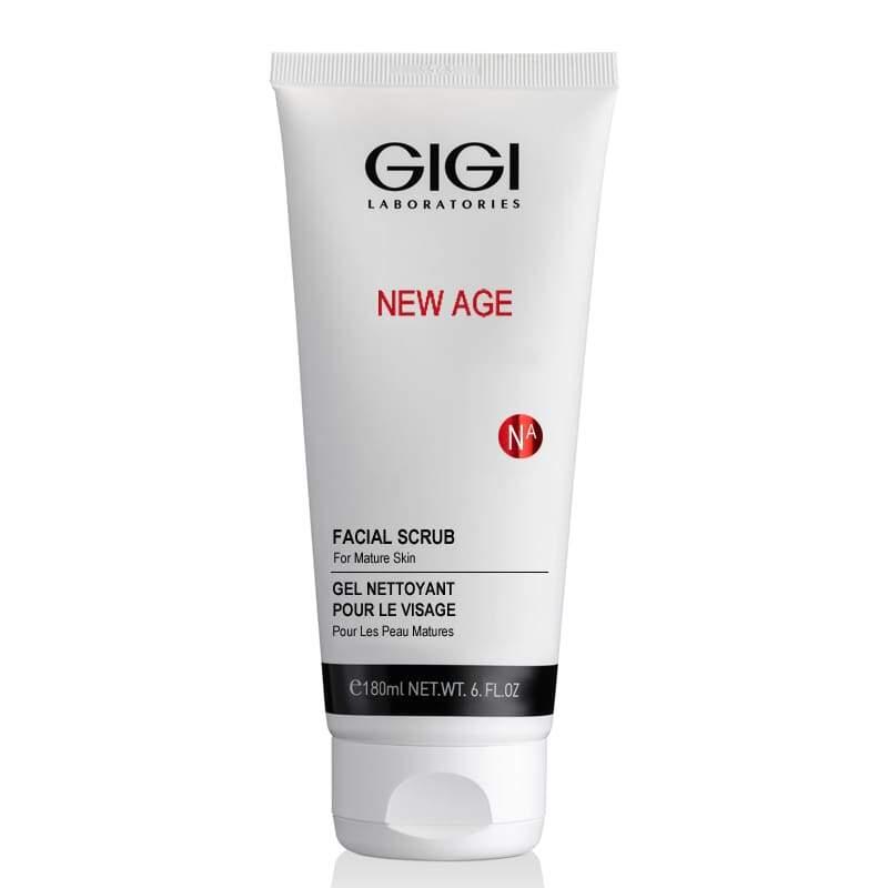 Скраб коралловый деликатный / GiGi New Age Facial Scrub 180ml