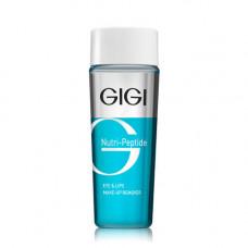 Жидкость для снятия макияжа с пептидами 100 мл / GiGi Nutri-Peptide Make-Up Remover 100 ml
