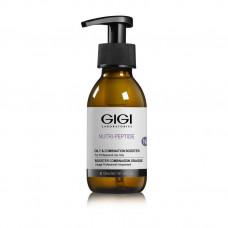 Бустер для комбинированной и жирной кожи 125 мл / GIGI Nutri-Peptide Oily & Combination Booster