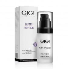 Пептидная оживляющая сыворотка / GiGi Nutri Peptide Vitality Serum 30 мл