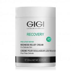 Крем успокаивающий от покраснений и отечности / GiGi Recovery Rendess Relief Cream 50 мл, 250 мл