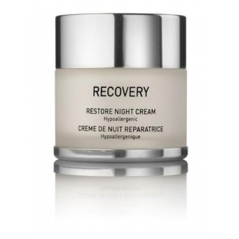 Восстанавливающий ночной крем / GiGi Recovery Restore Night Cream 50 мл, 250 мл