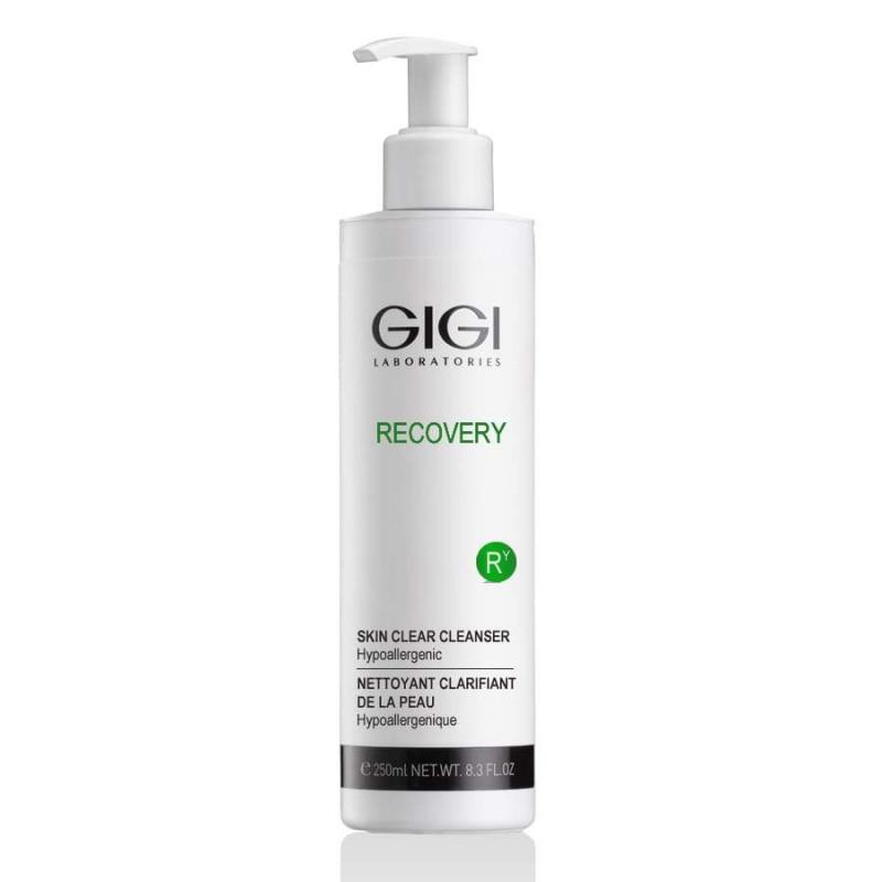 Гель для бережного очищения / GiGi Recovery Skin Clear Cleanser 250 мл